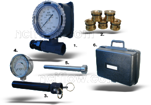 RCM Compressed Air Survey Kit